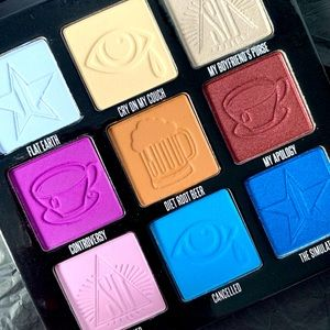 Jeffree Star Mini Controversy Palette (NEW)